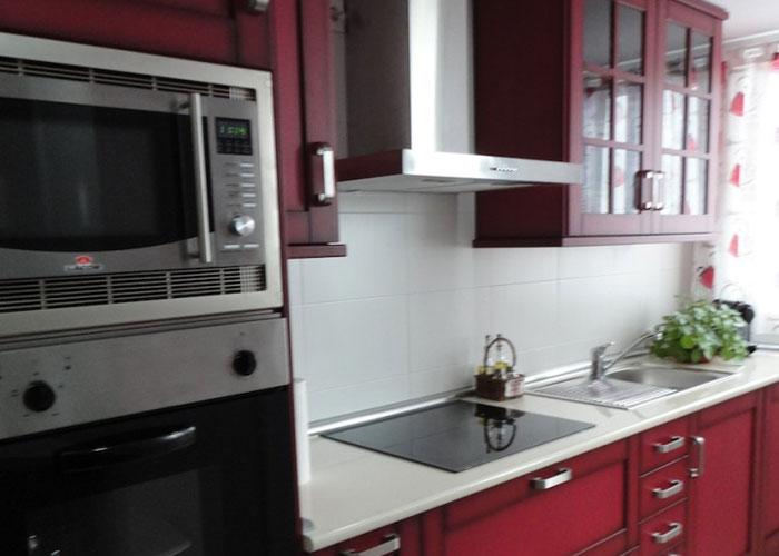 Muebles de cocina y ba o en alcala de henares verosil for Diseno banos y cocinas