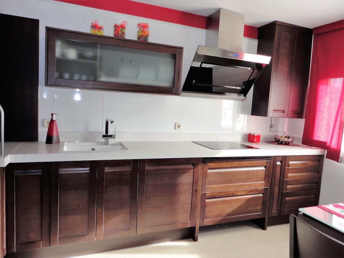 Materiales para cocinas 3 opciones con encanto - Cocinas con encanto ...